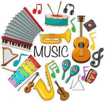 Gioca con me! Musica! Un suono per ogni strumento e per ognuno di noi